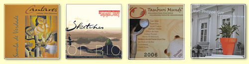 Cover CDs 2005-1993