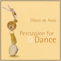 Cover Percussion for Dance